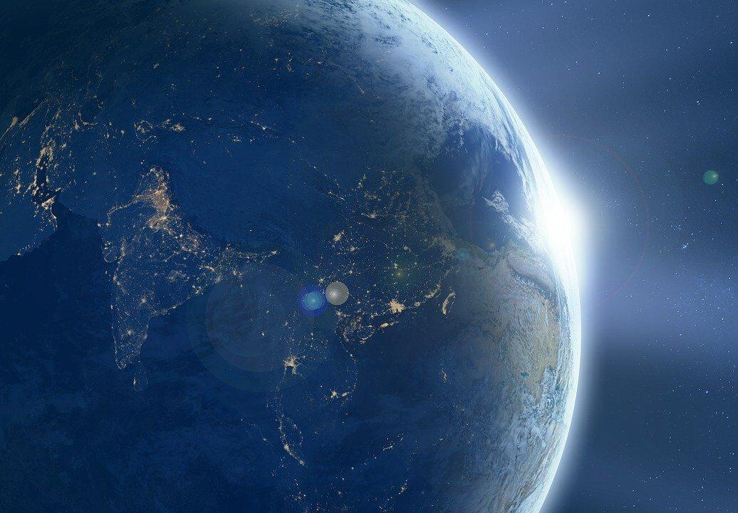 earth, moon, ache